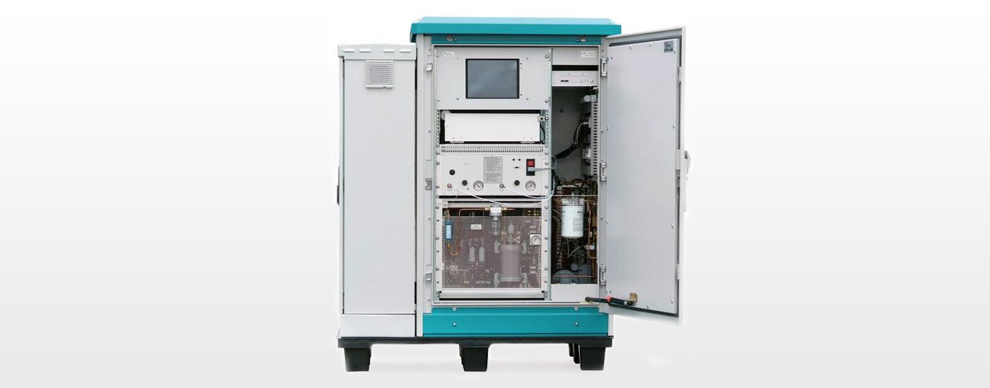 Transformer Diagnosis Online Dga Energy Support