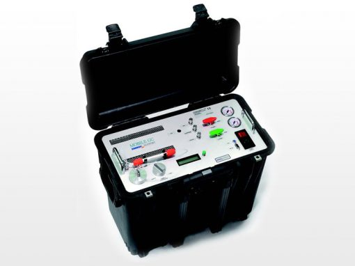 Mobil GC – Portable Gas Chromatograph