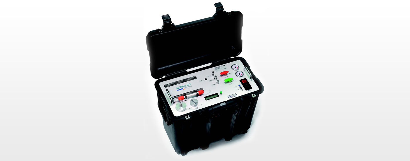 Mobil GC - Portable Gas Chromatograph